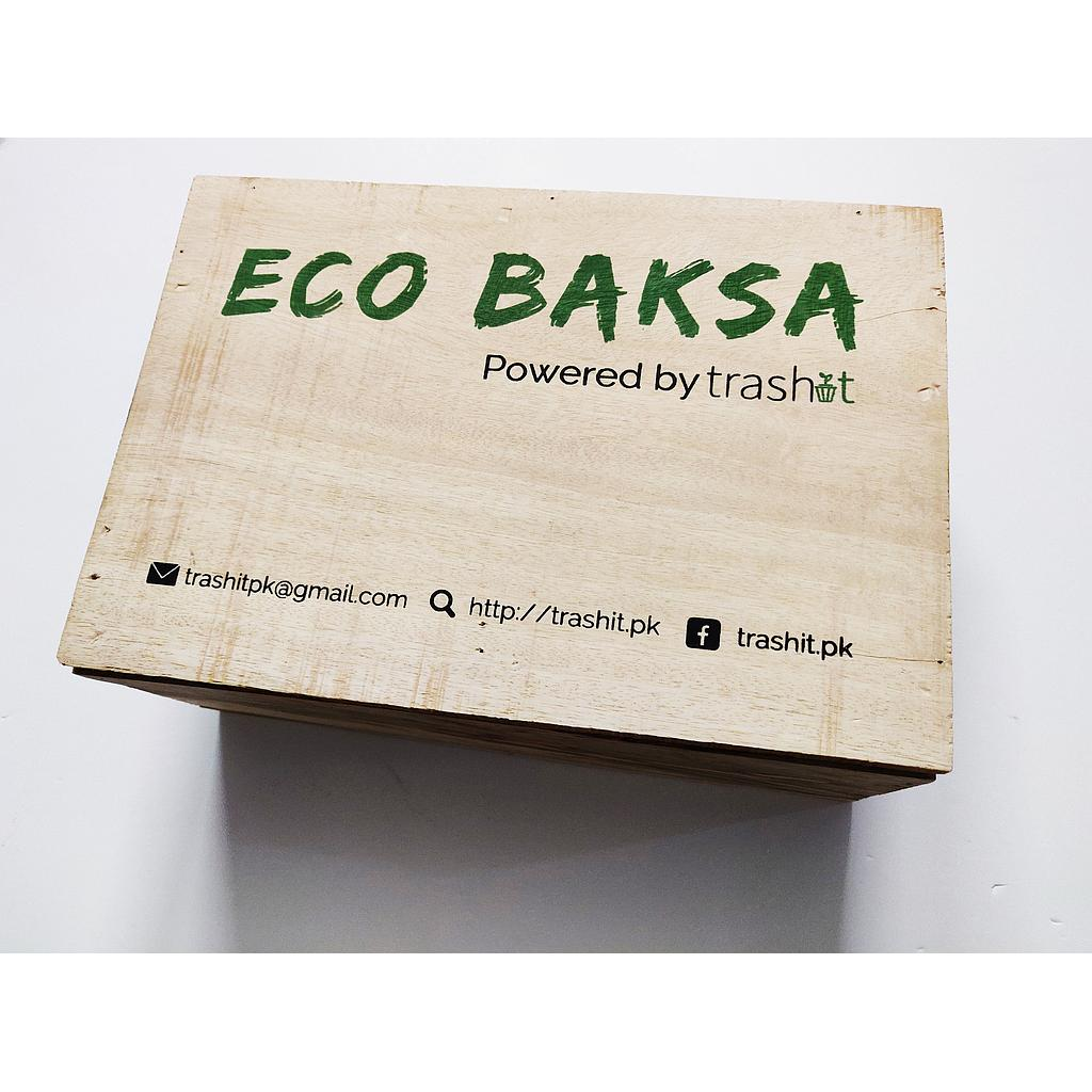 EcoBaksa - The Ultimate Zero Waste Kit