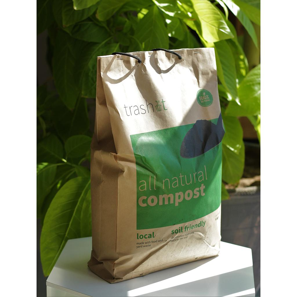 All Natural Compost (10 Liters)